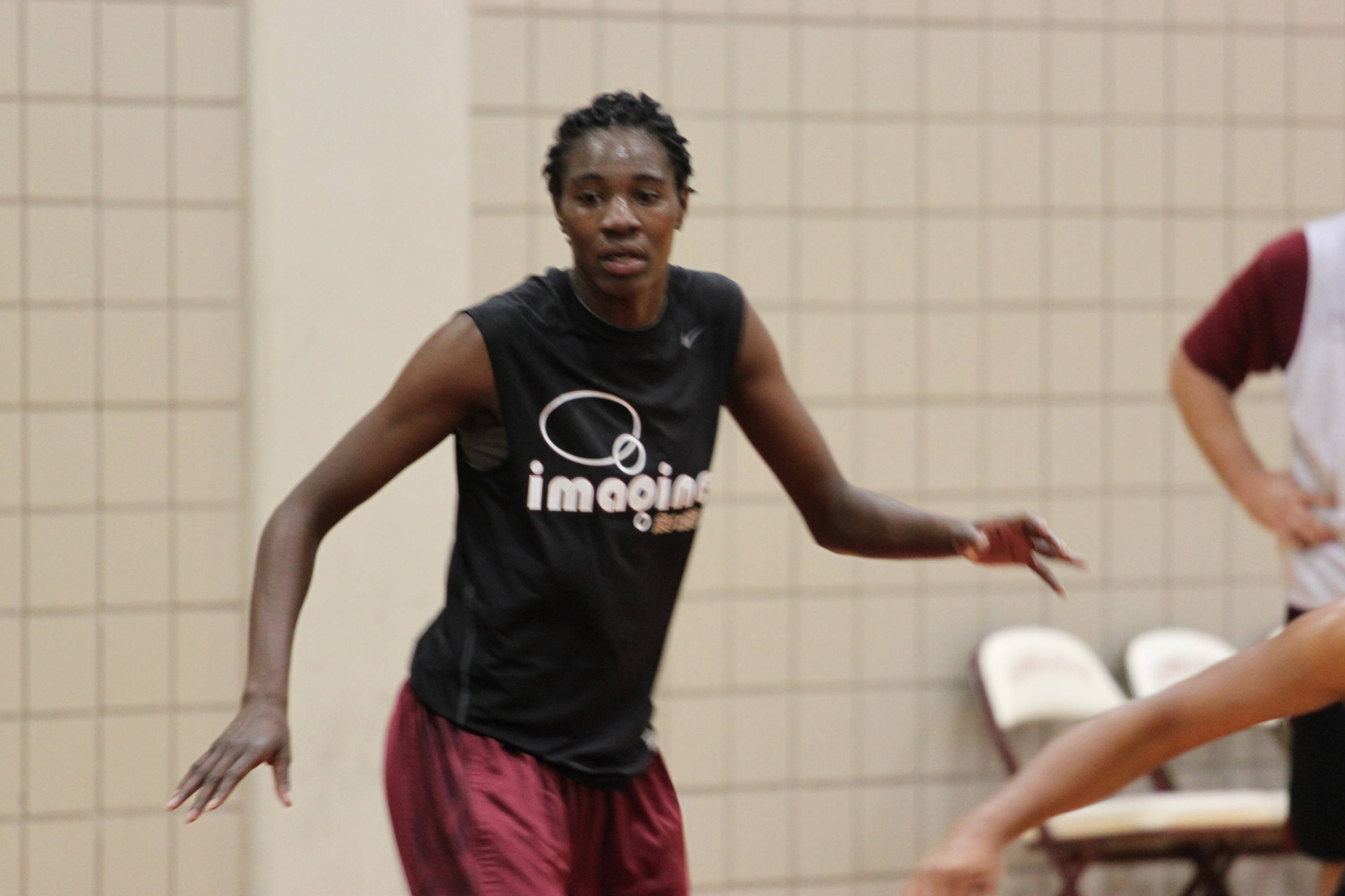 Freshman Natasha Howard was one of the nation's top recruits coming out of high school in 2010.
