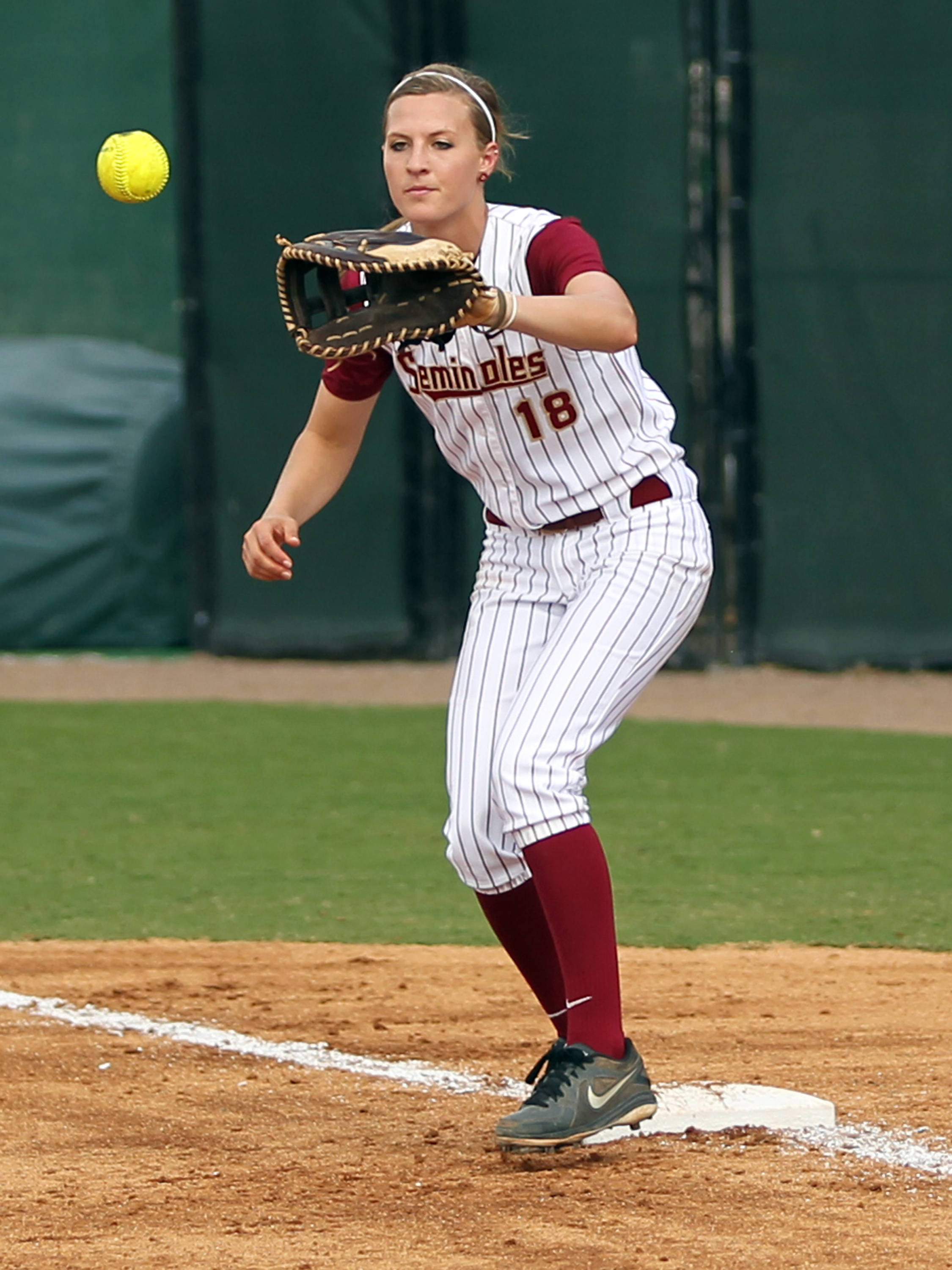 Victoria East, FSU VS BC, ACC Championship Quarterfinals, Tallahassee, FL,  05/09/13 . (Photo by Steve Musco)