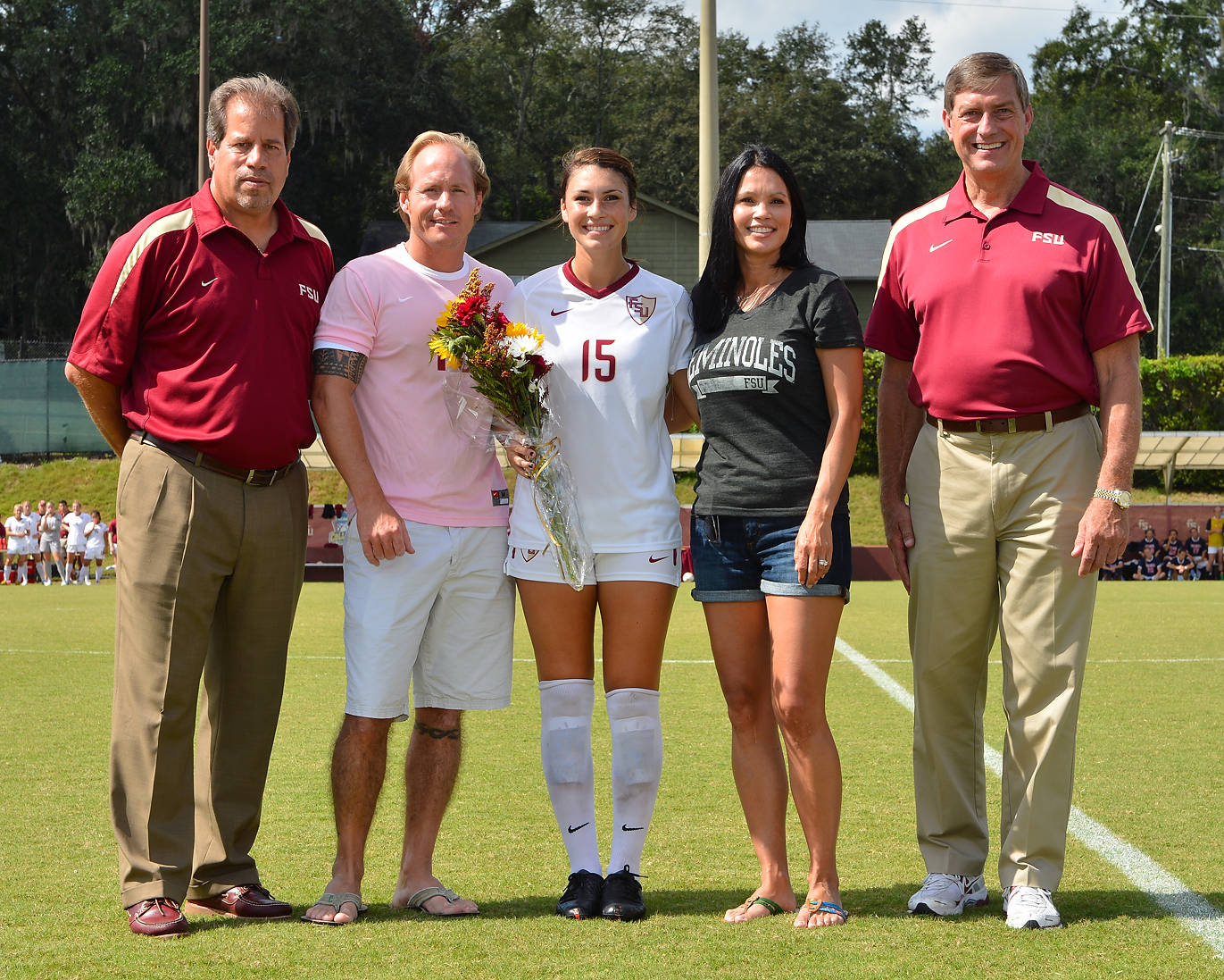 Senior Day Tribute: Tiana Brockway