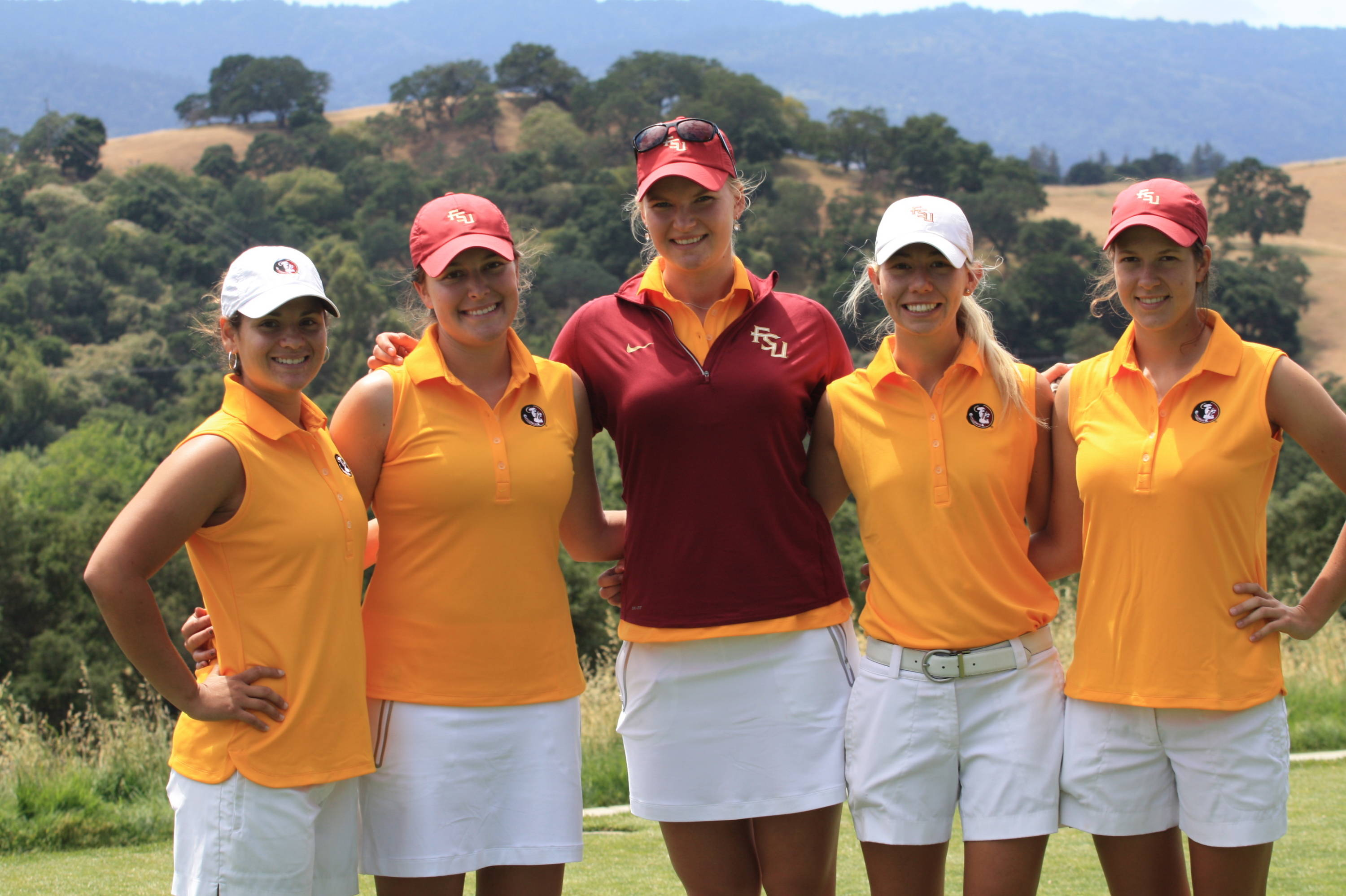 FSU Seminoles -- 2013 NCAA West Regional