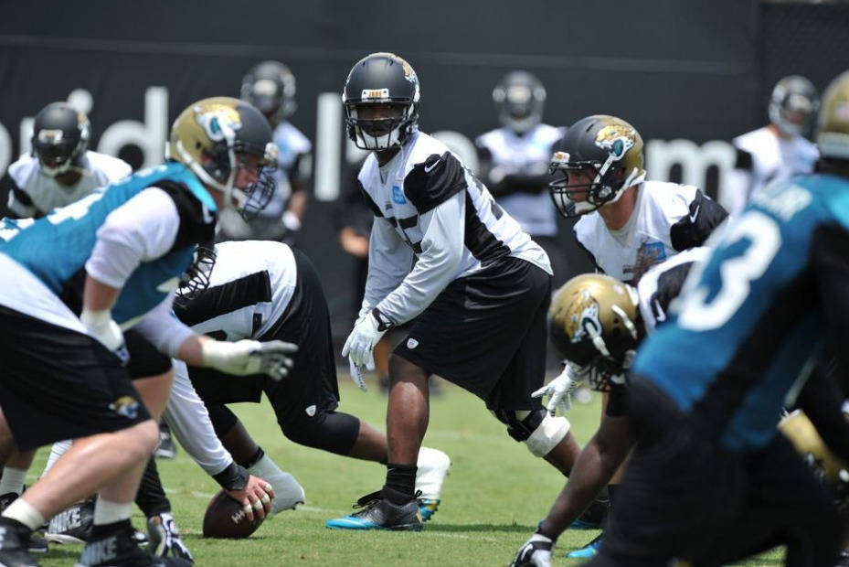 Geno Hayes, courtesy of Jaguars.com
