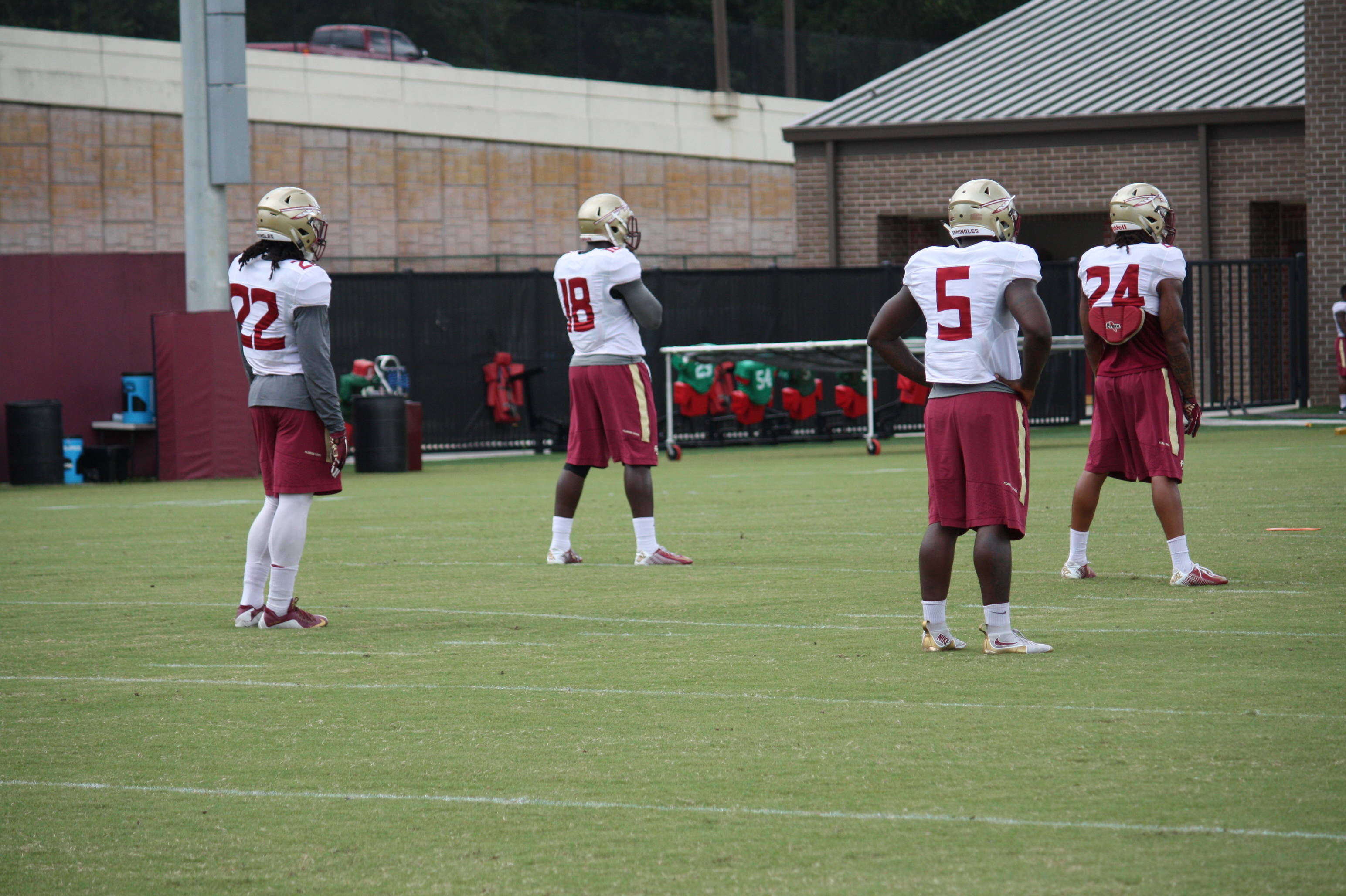 Florida State Football – Friday, August 21