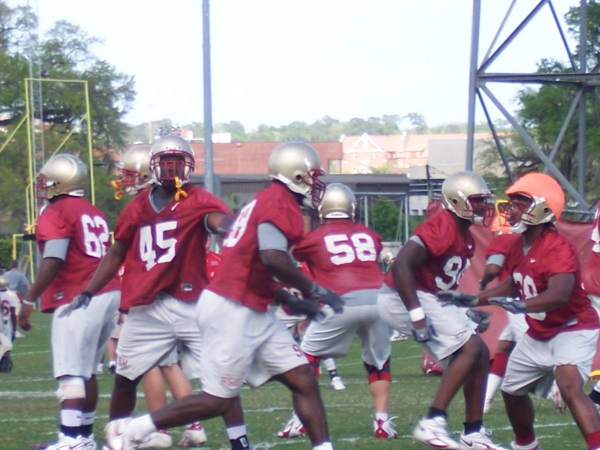 Spring Practice: Day 10