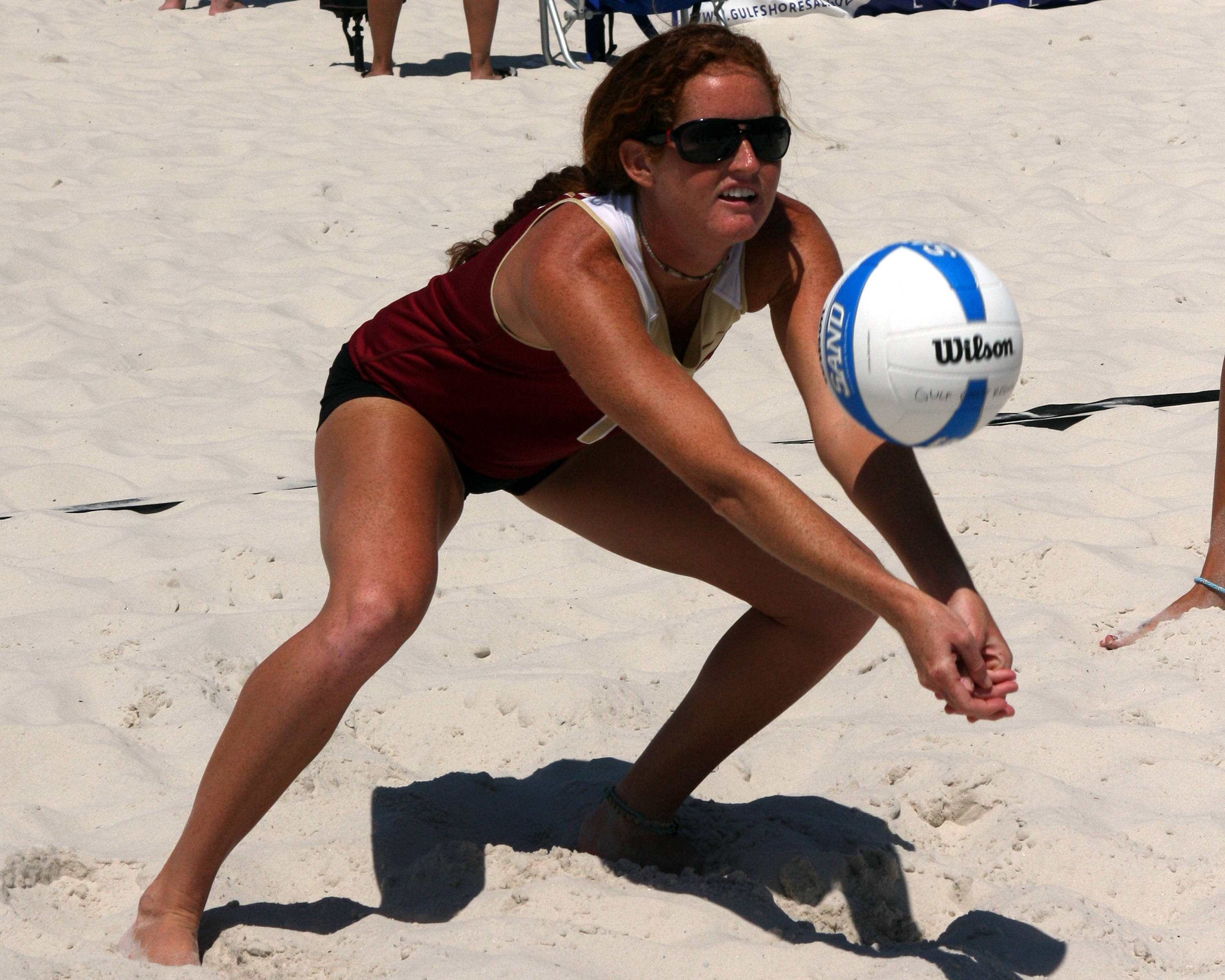 Brittany Tiegs, SAND VOLLEYBALL COLLEGIATE CHAMPIONSHIPS,  04/28/2012