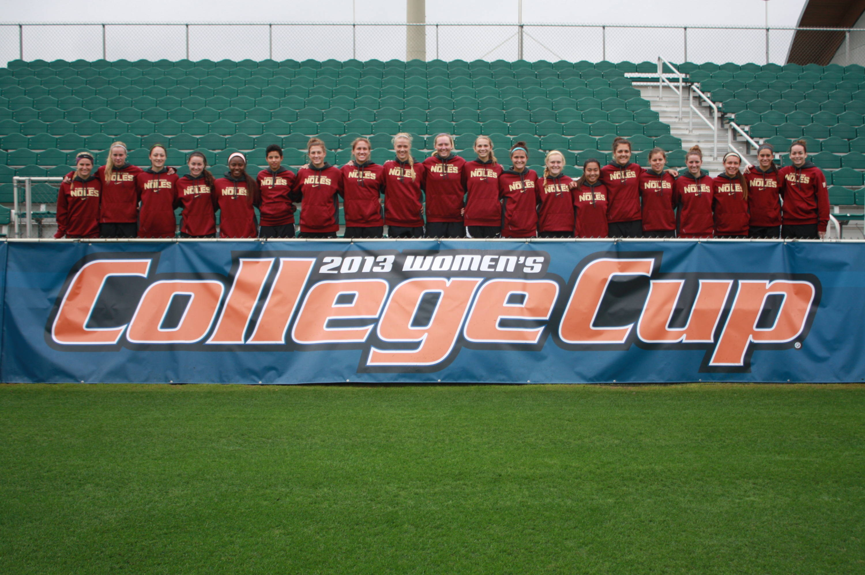 Florida State at the 2013 College Cup