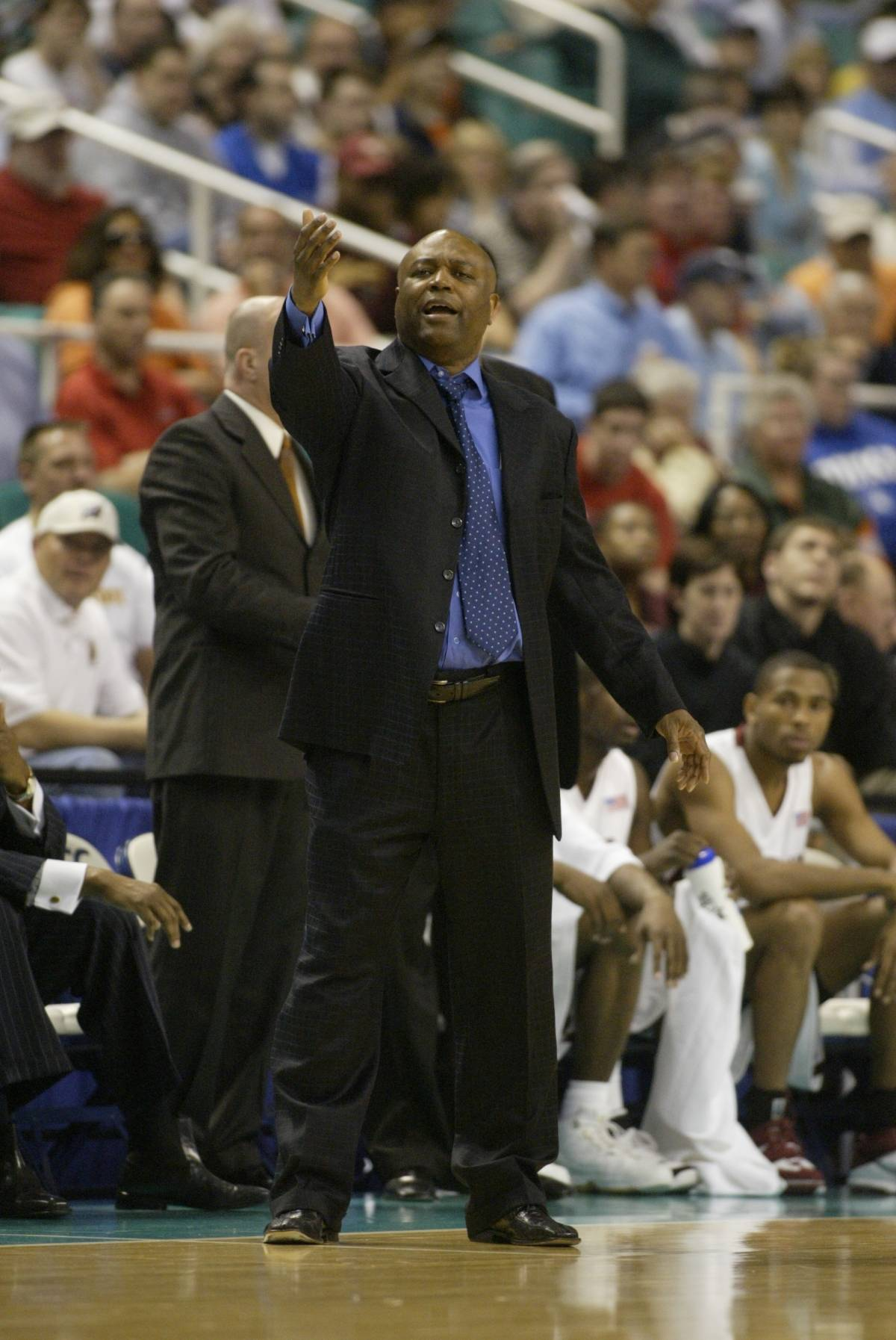 October 31, 2006: Head Coach Leonard Hamilton and the Seminoles open the Basketball#$%^season with an exhibition game against Spring Hill College Tuesday at#$%^7 p.m. in the Donald L. Tucker Center.