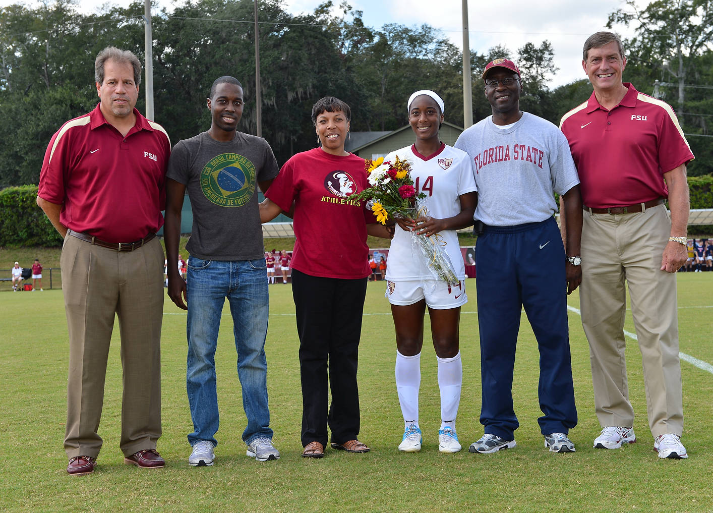 Senior Day Tribute: Tiffany McCarty