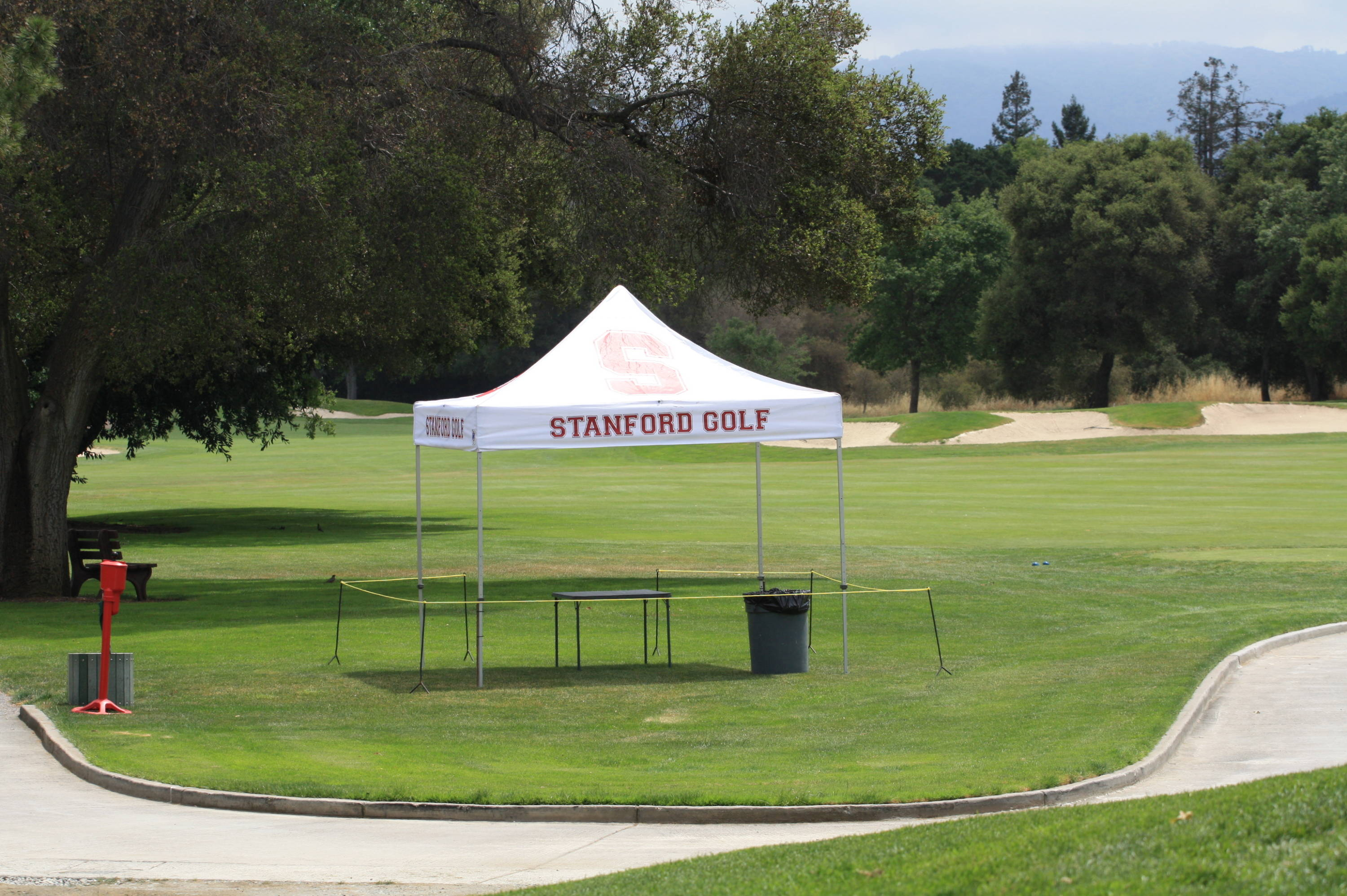 Stanford Golf Course -- 2013 NCAA West Regional
