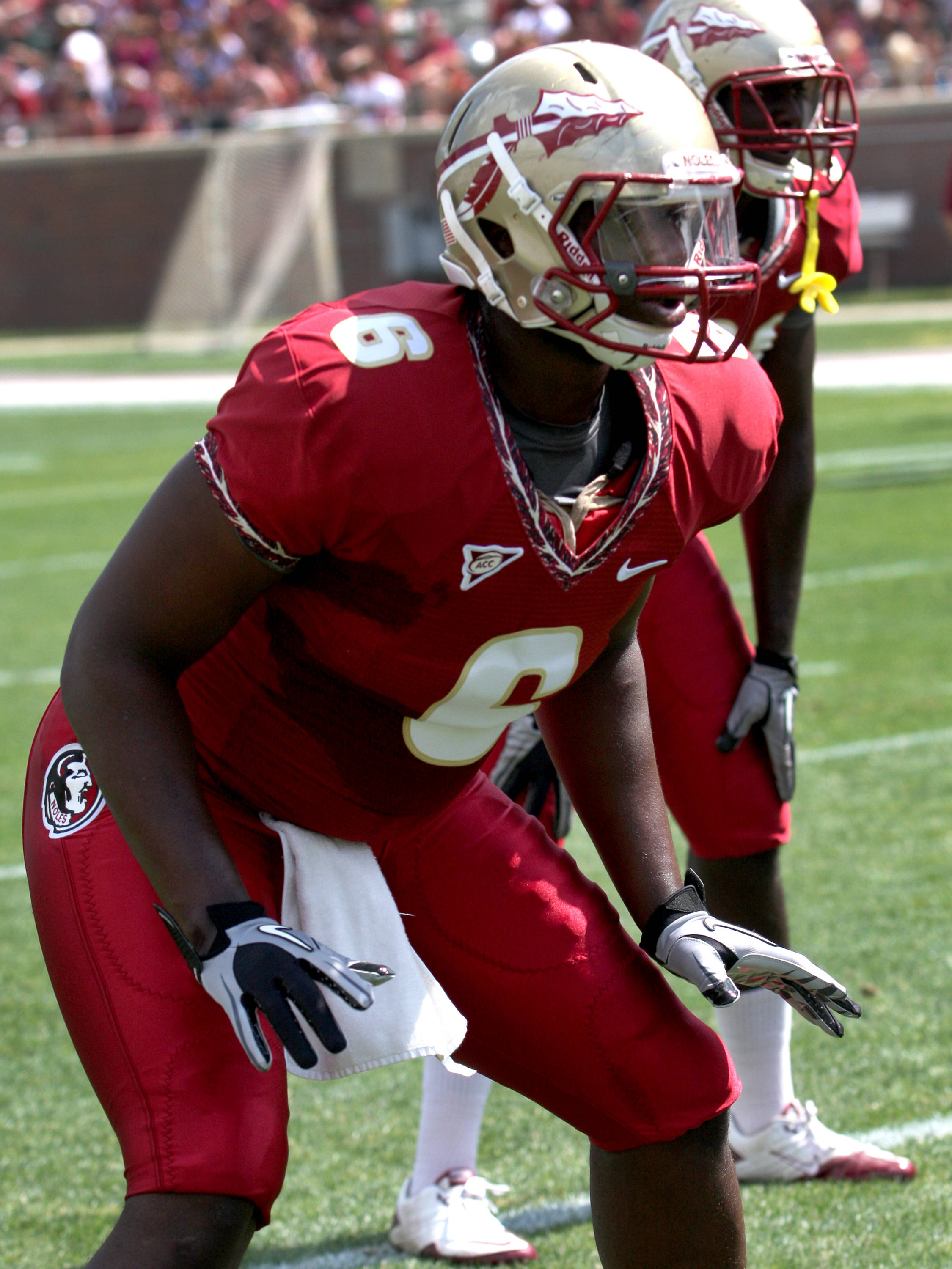 Dan Hicks, FSU spring football  04/14/2012