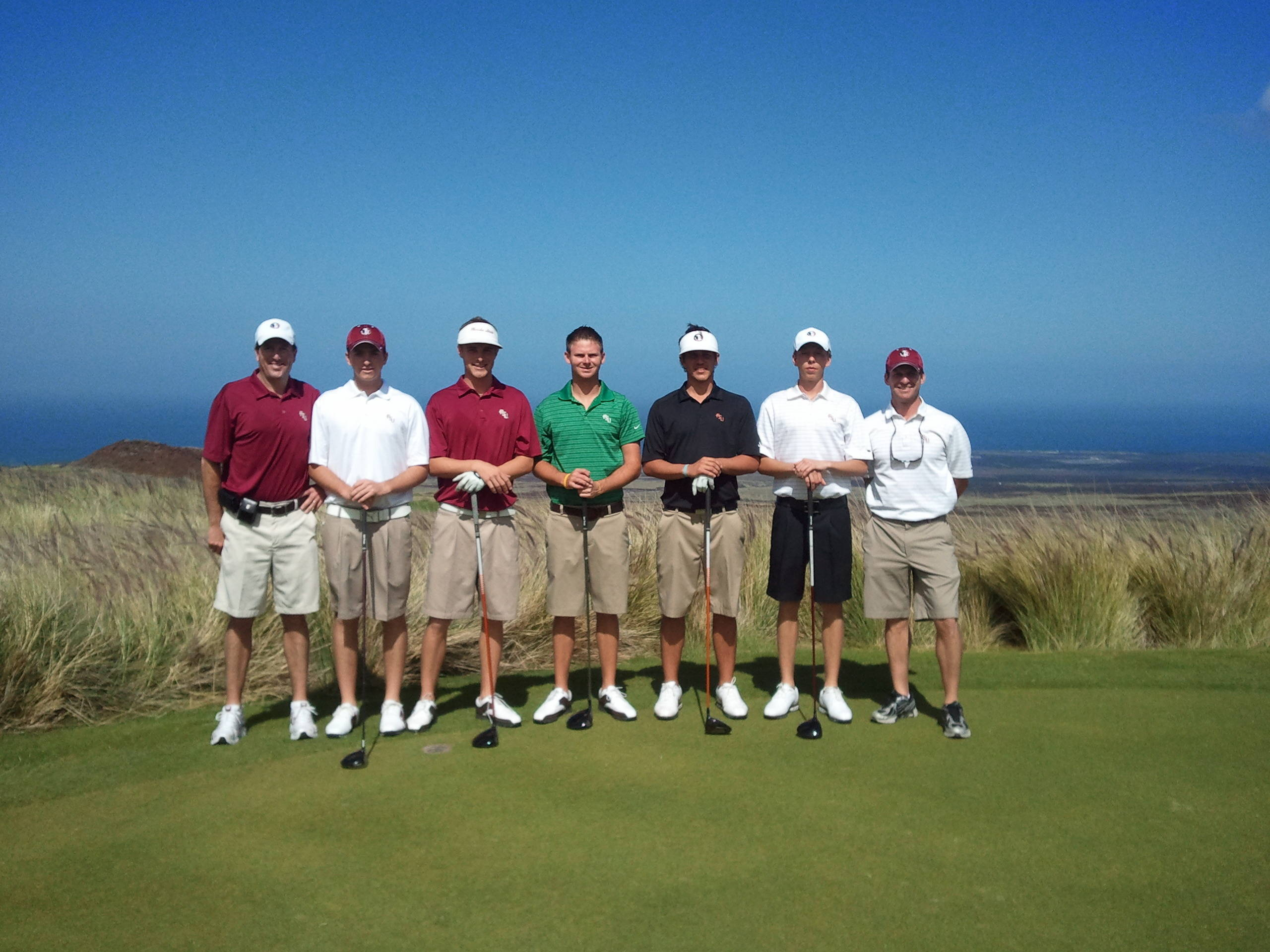 Golf in Hawaii 2011