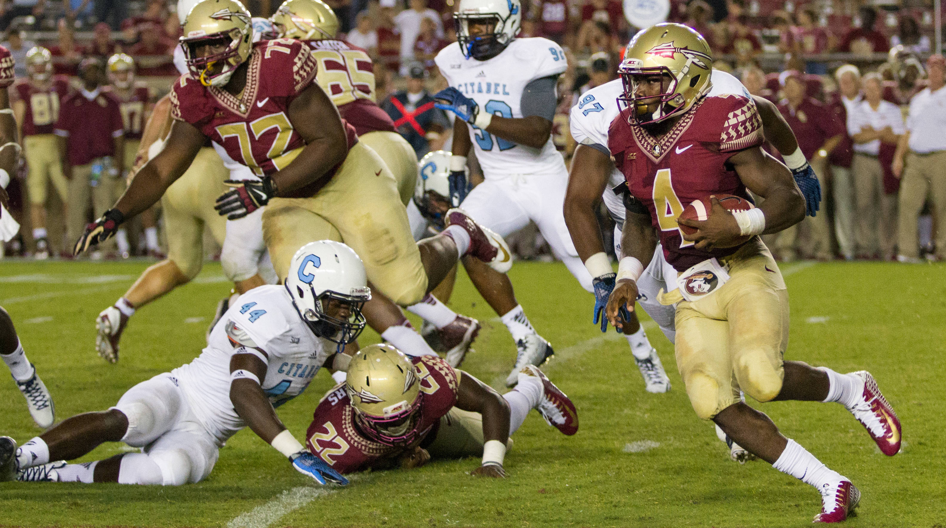 Florida State vs. The Citadel