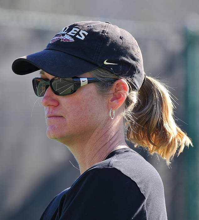 Coach Jennifer Hyde