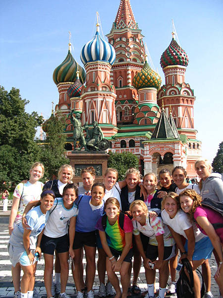 Sarah Wagenfuhr is back in Tallahassee after completing her run at#$%^the FIFA U-20 World Championships. Her is one last look at Wags in Russia.