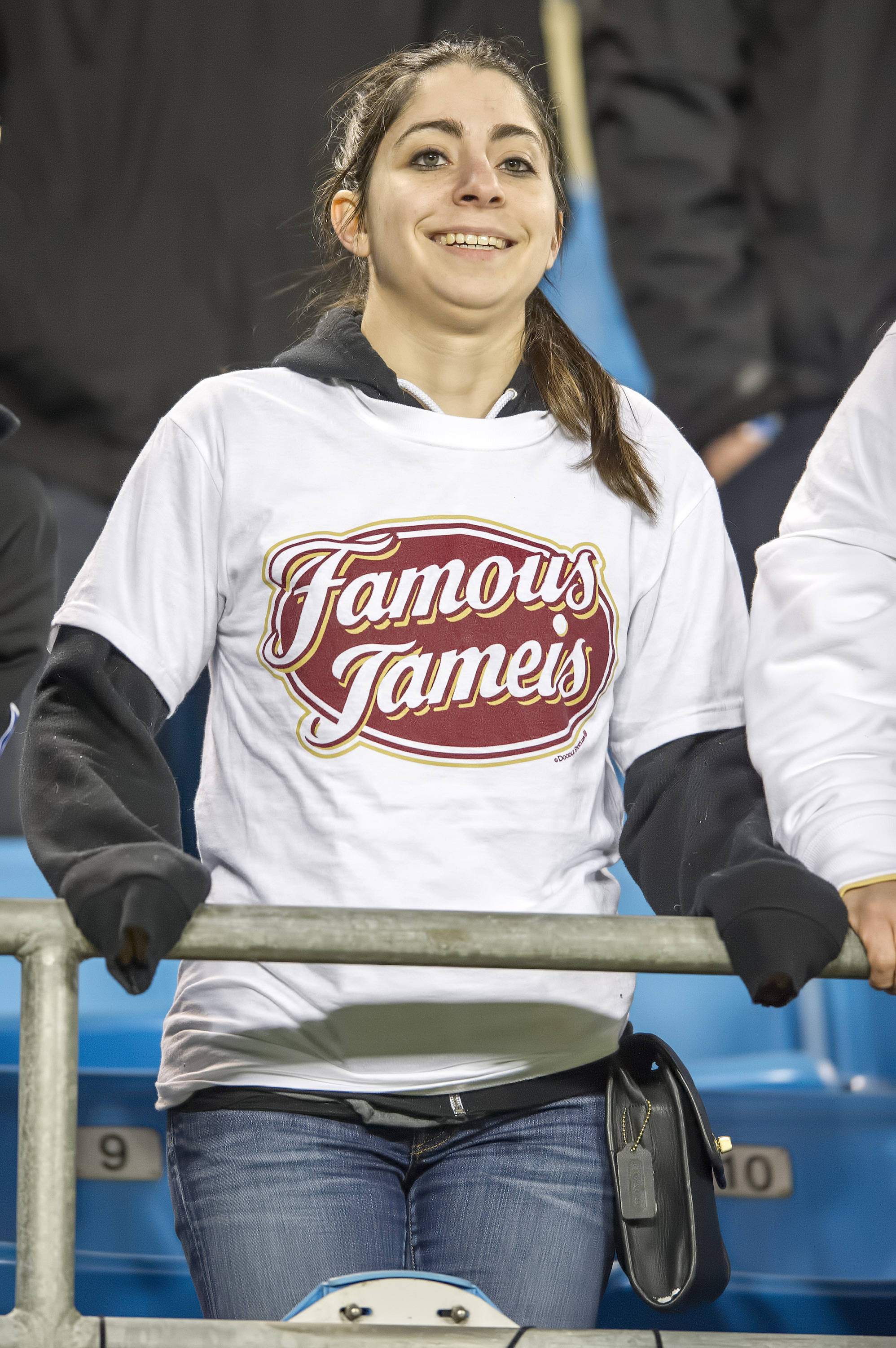 A Seminole Jameis Winston fan
