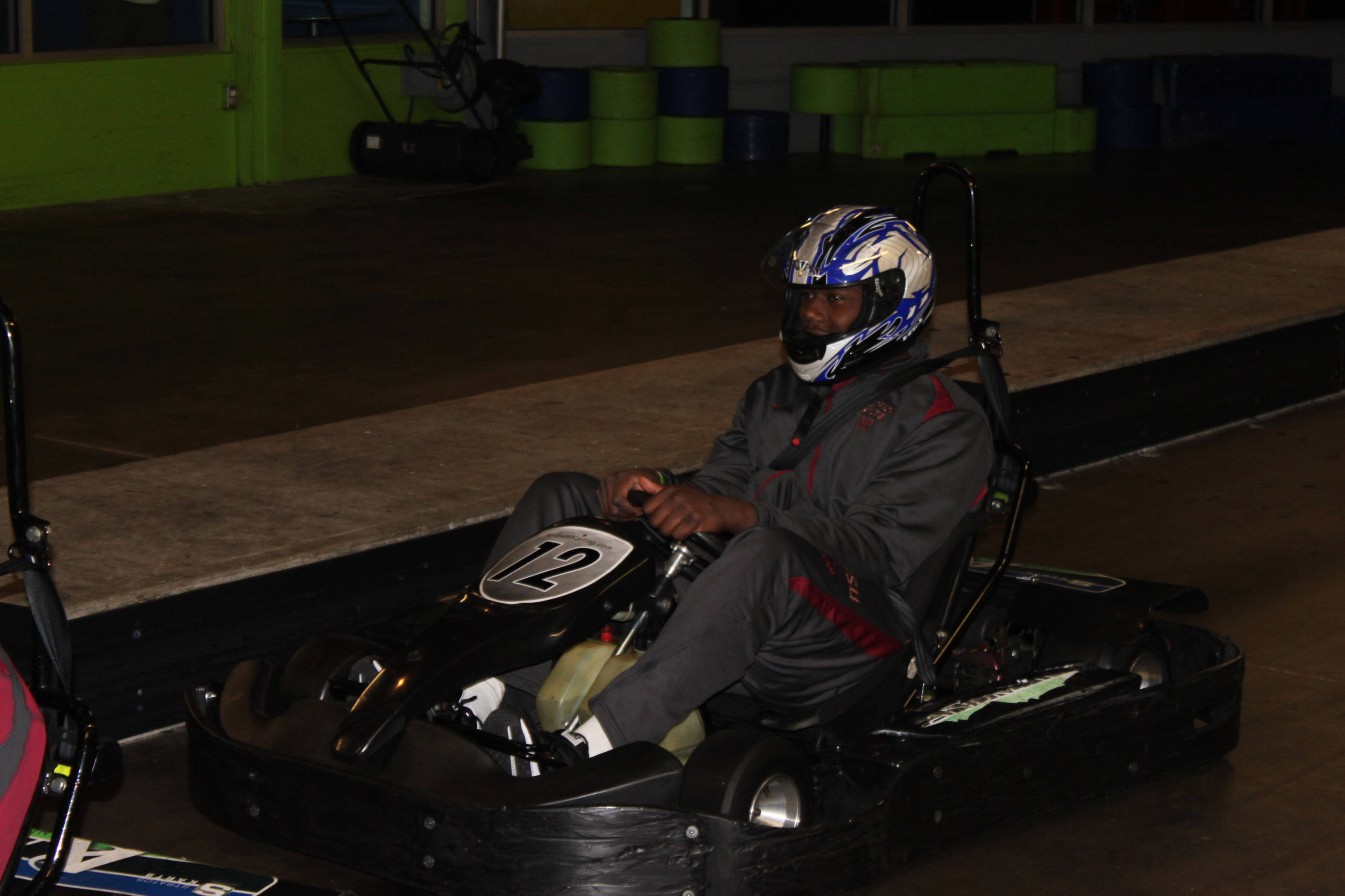 Chick-fil-A Bowl Mario Andretti Racing Experience