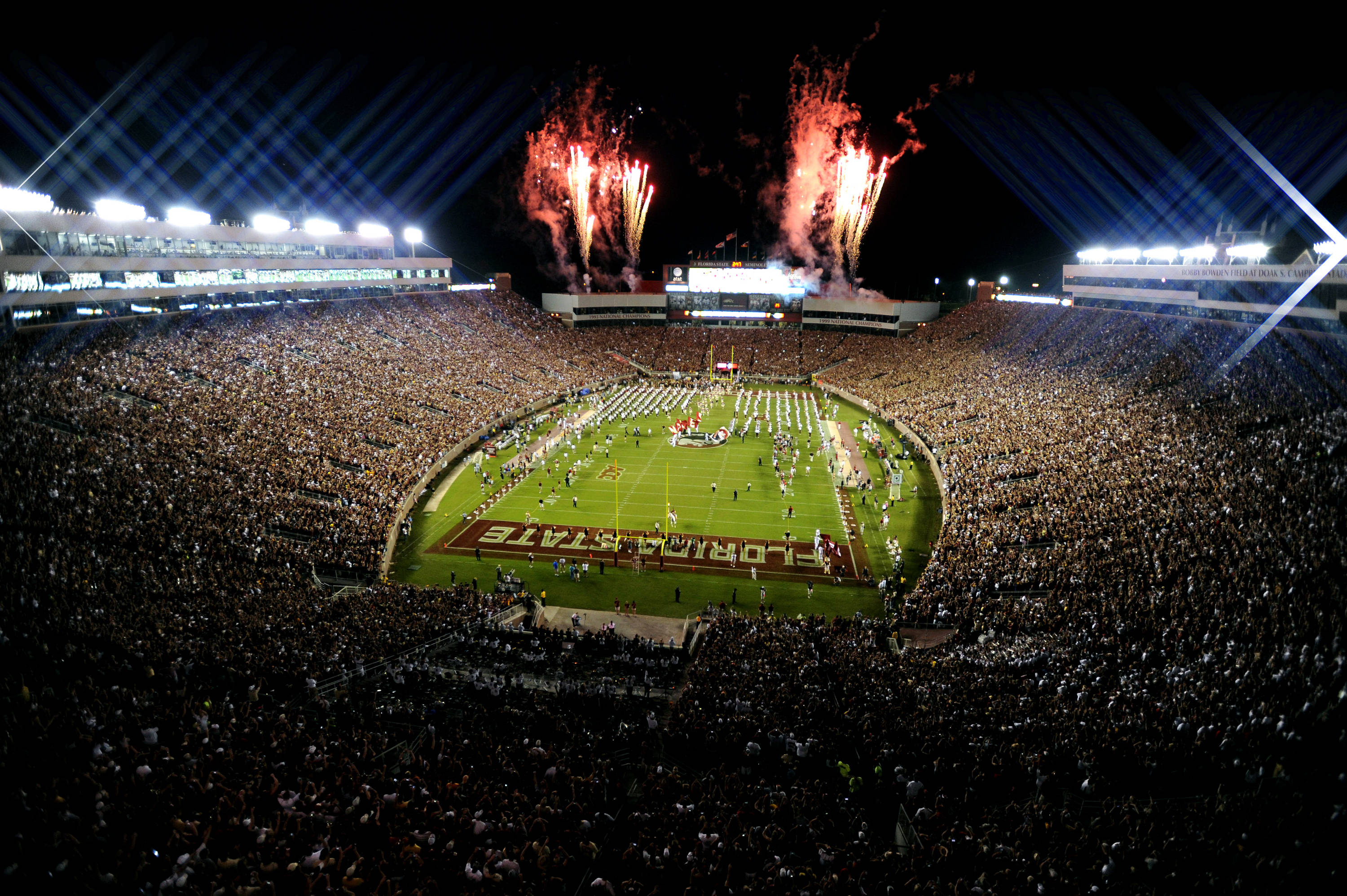 As we look back on the 2011 season, we remember all the best moments from this past season of Florida State Football.  There was truly no better atmosphere than when Oklahoma game into Tallahassee to take on the Seminoles on September 17th with ESPN's College GameDay on hand.