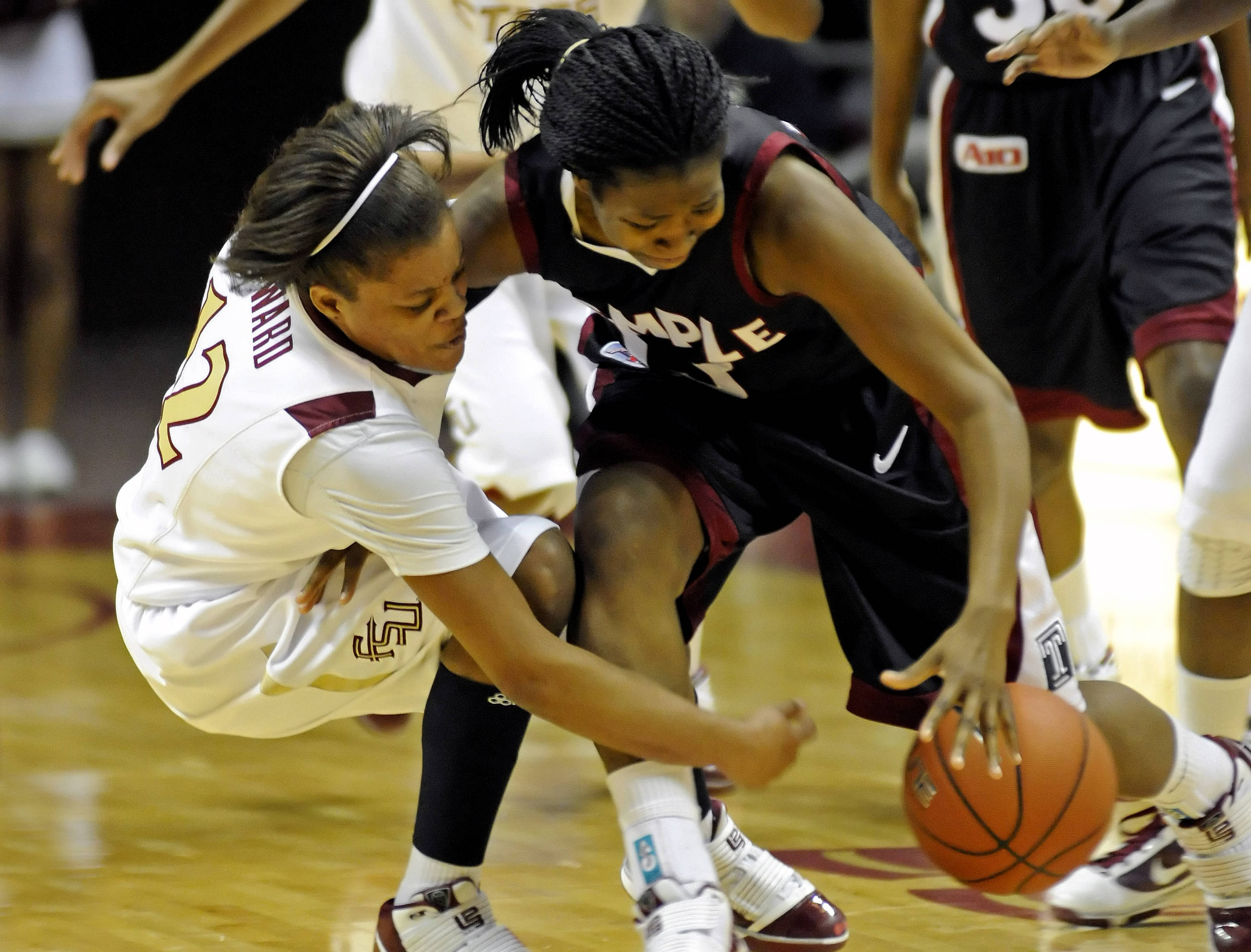 Sept. 16 ... Senior Courtney Ward is widely considered one of the top point guards in all of college basketball.