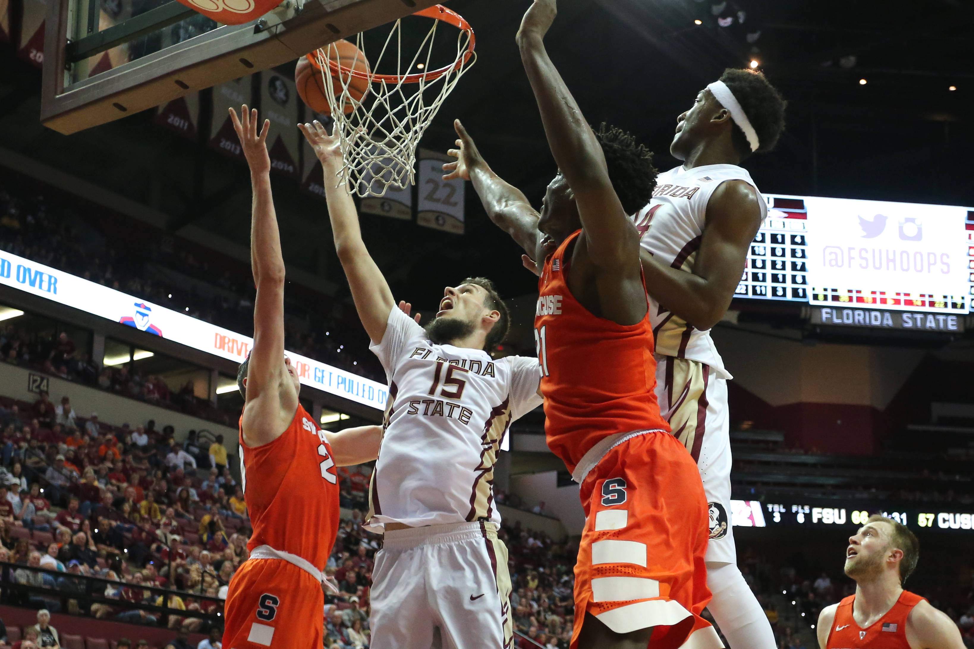 Florida State vs. Syracuse