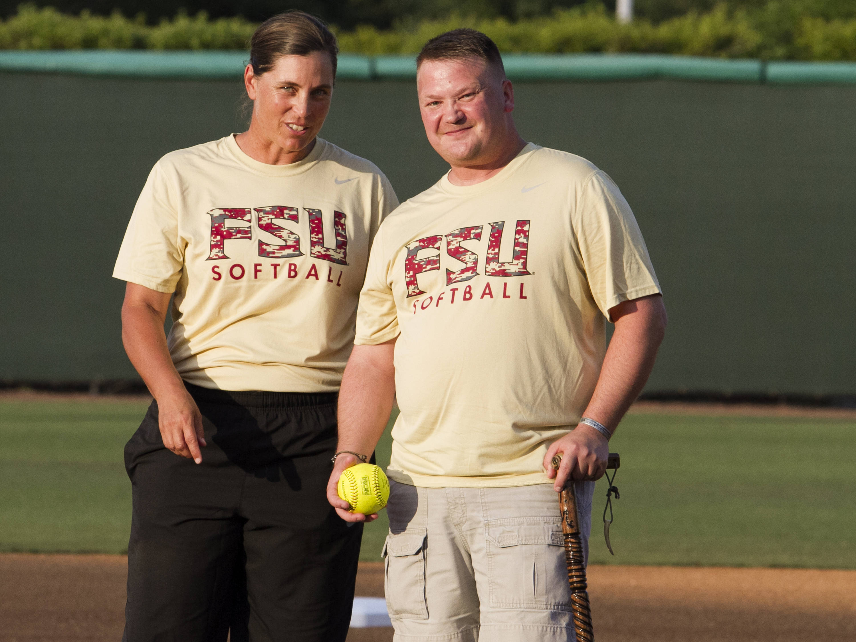 Head Coach Lonni Alameda, FSU Softball vs NC,  04/02/2012