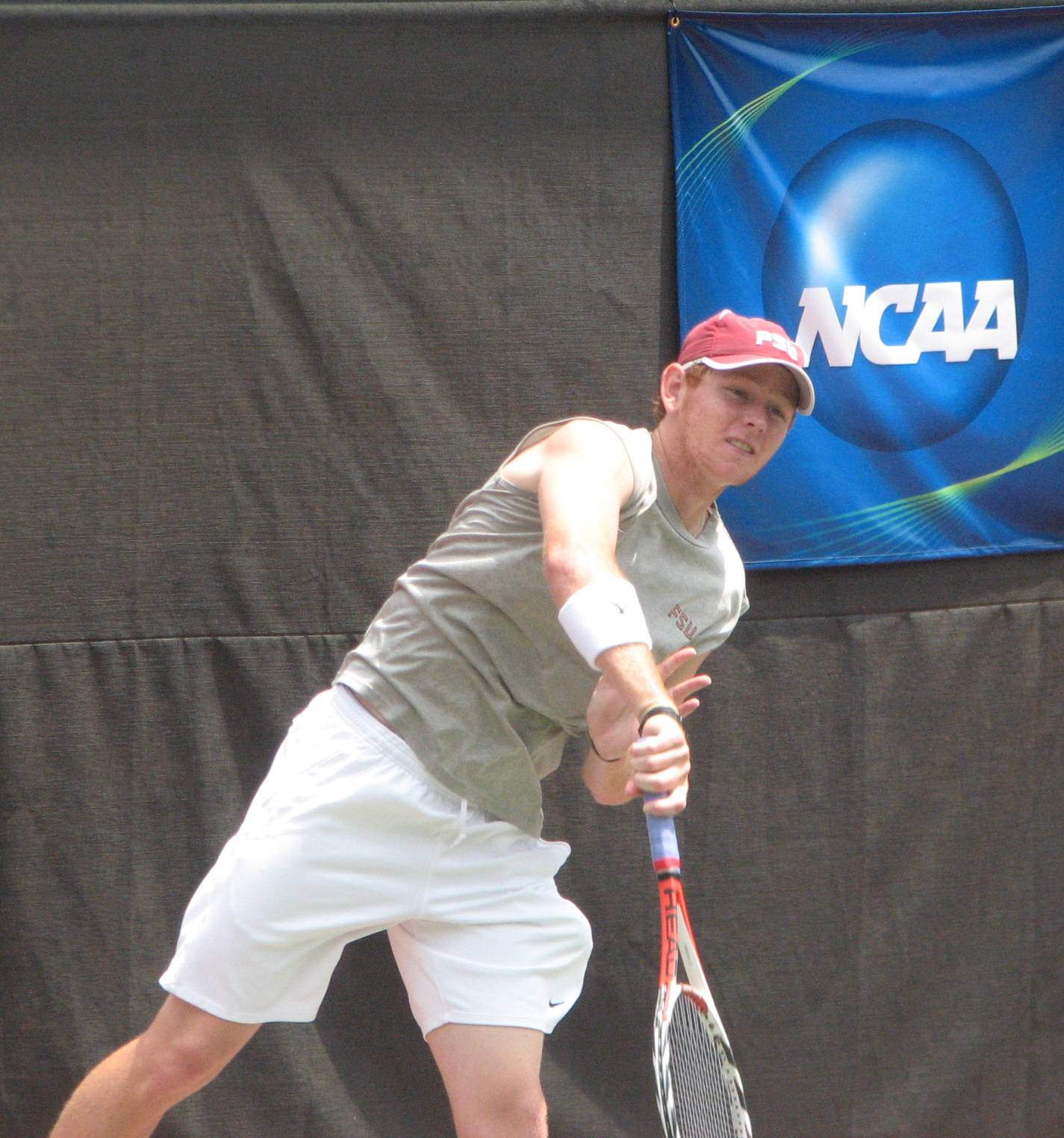 ncaa tennis day two