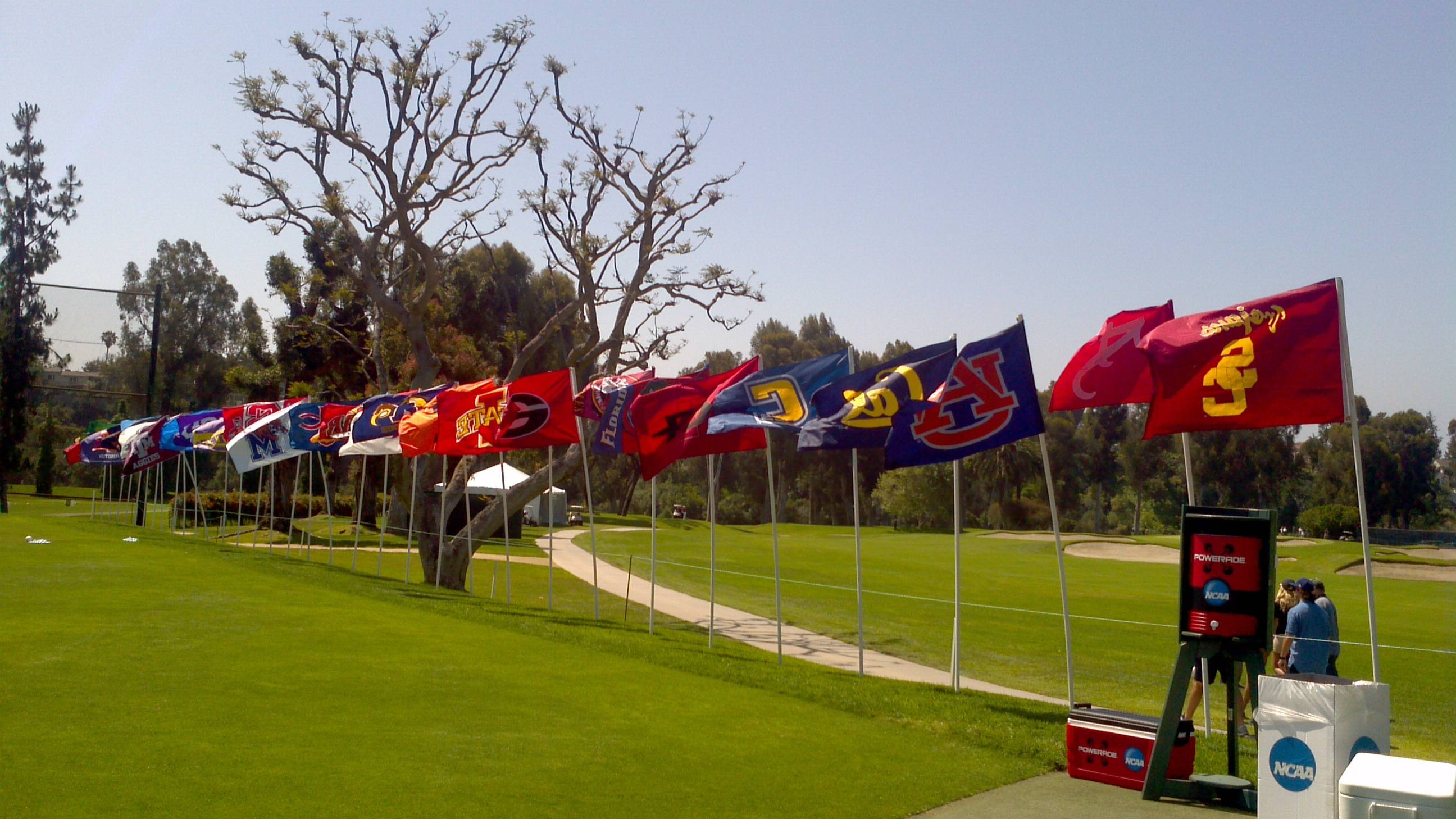 2012 NCAA Division I Men's Golf Championship Day 2