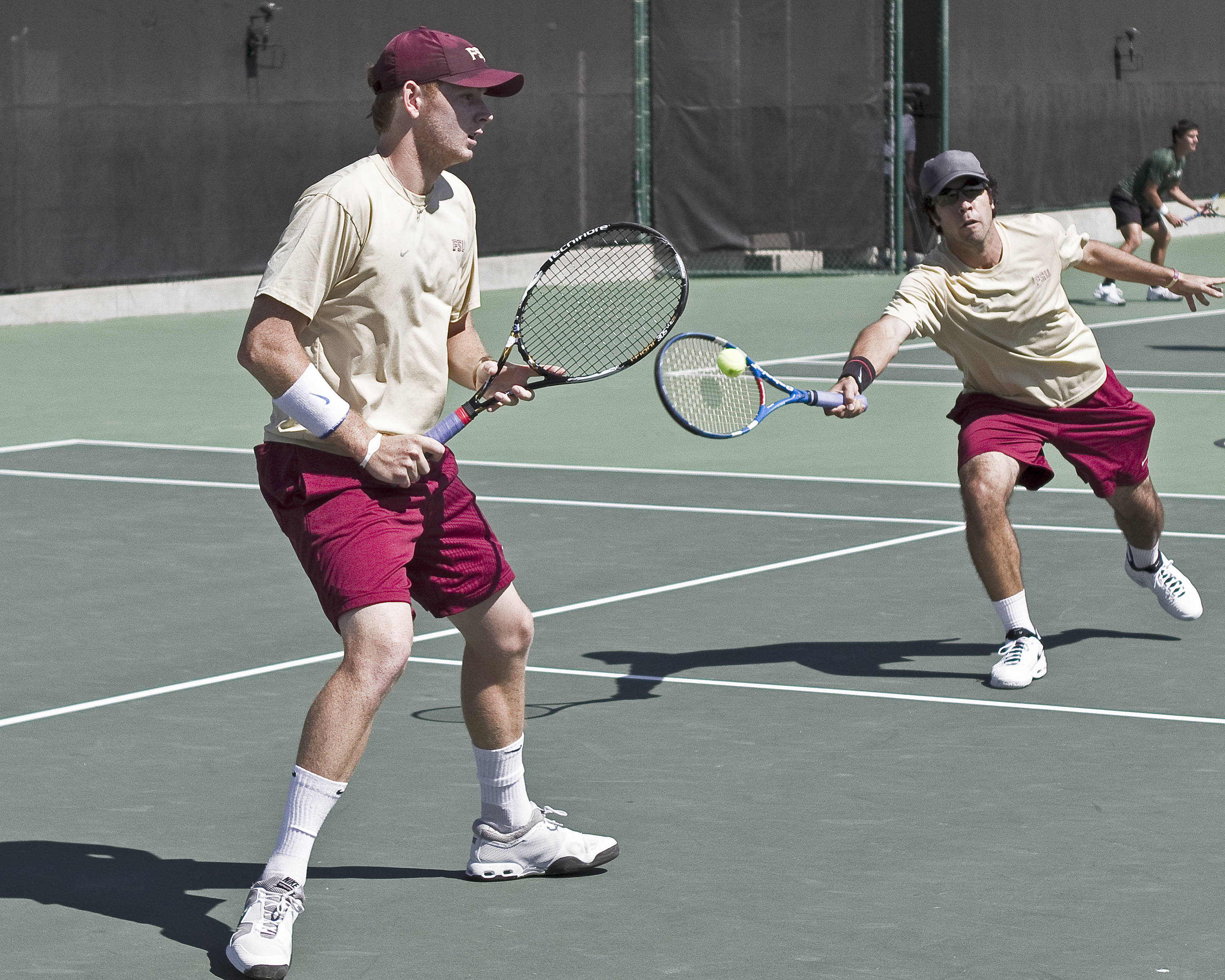 FSU vs Miami- 02//26/11 - Connor Smith, Vahid Mizzadeh