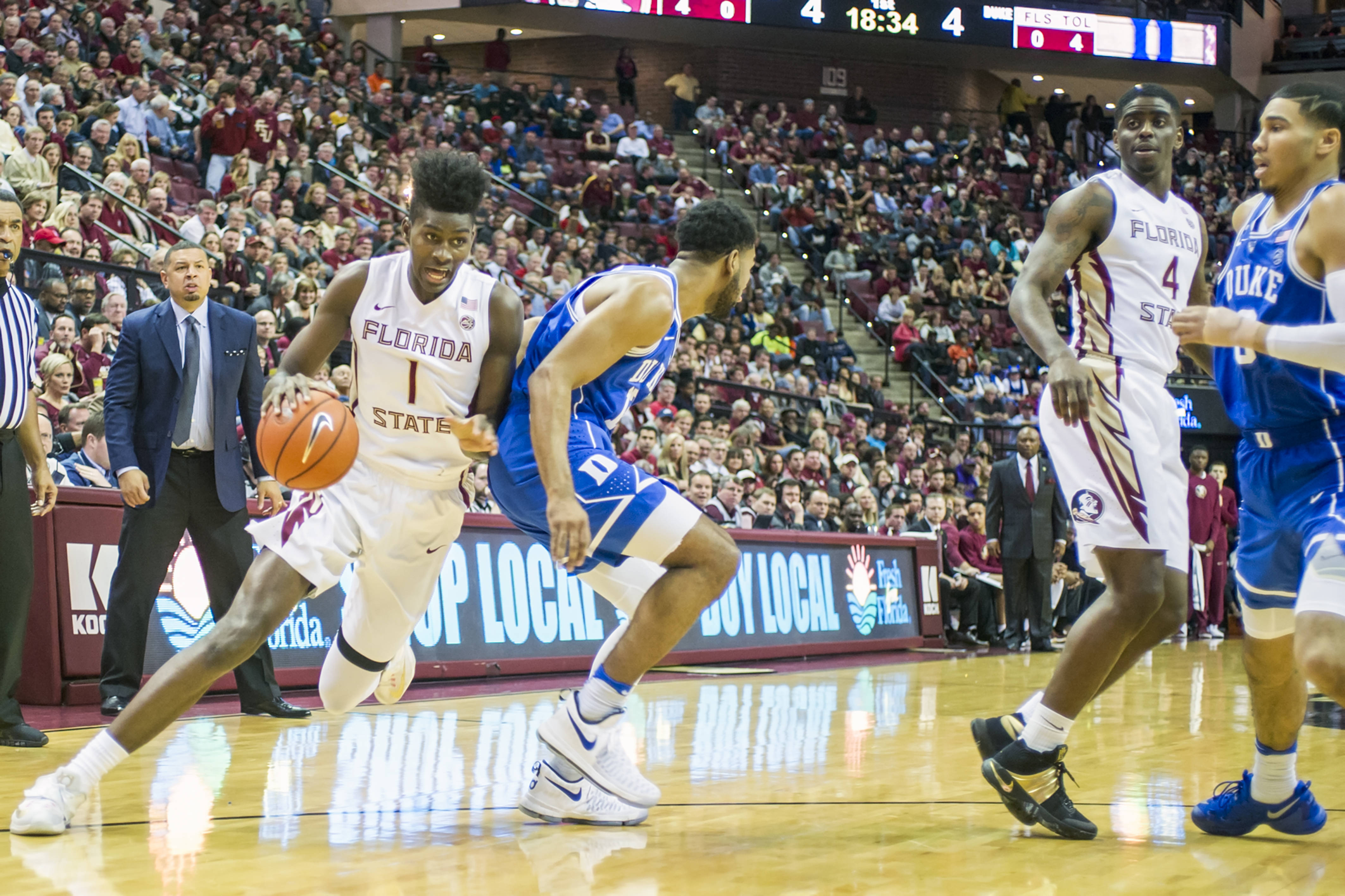 Florida State vs. Duke