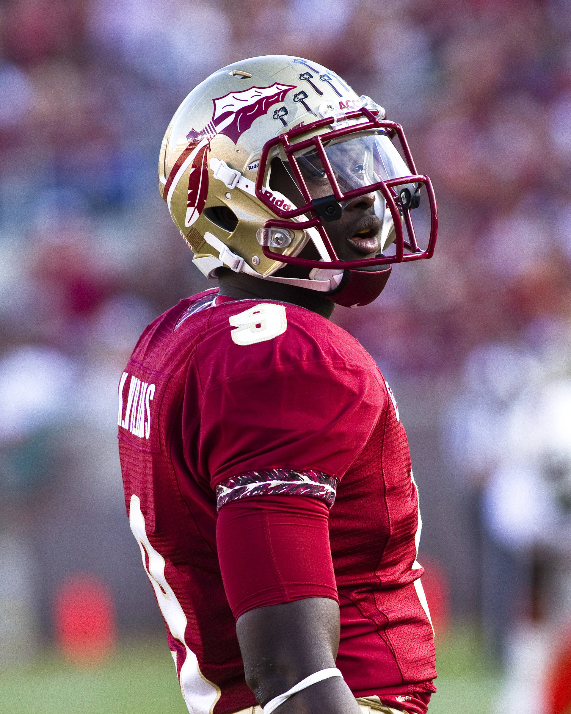 Karlos Williams (9), FSU vs Miami, 11/12/2011