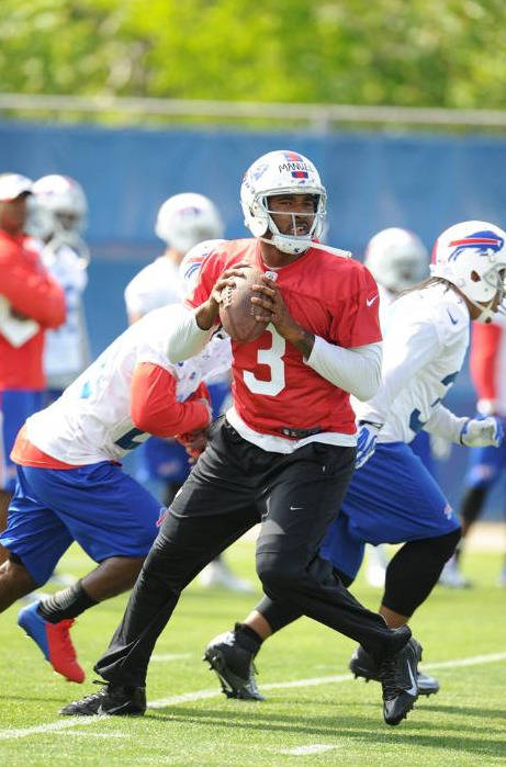 EJ Manuel, courtesy of BuffaloBills.com