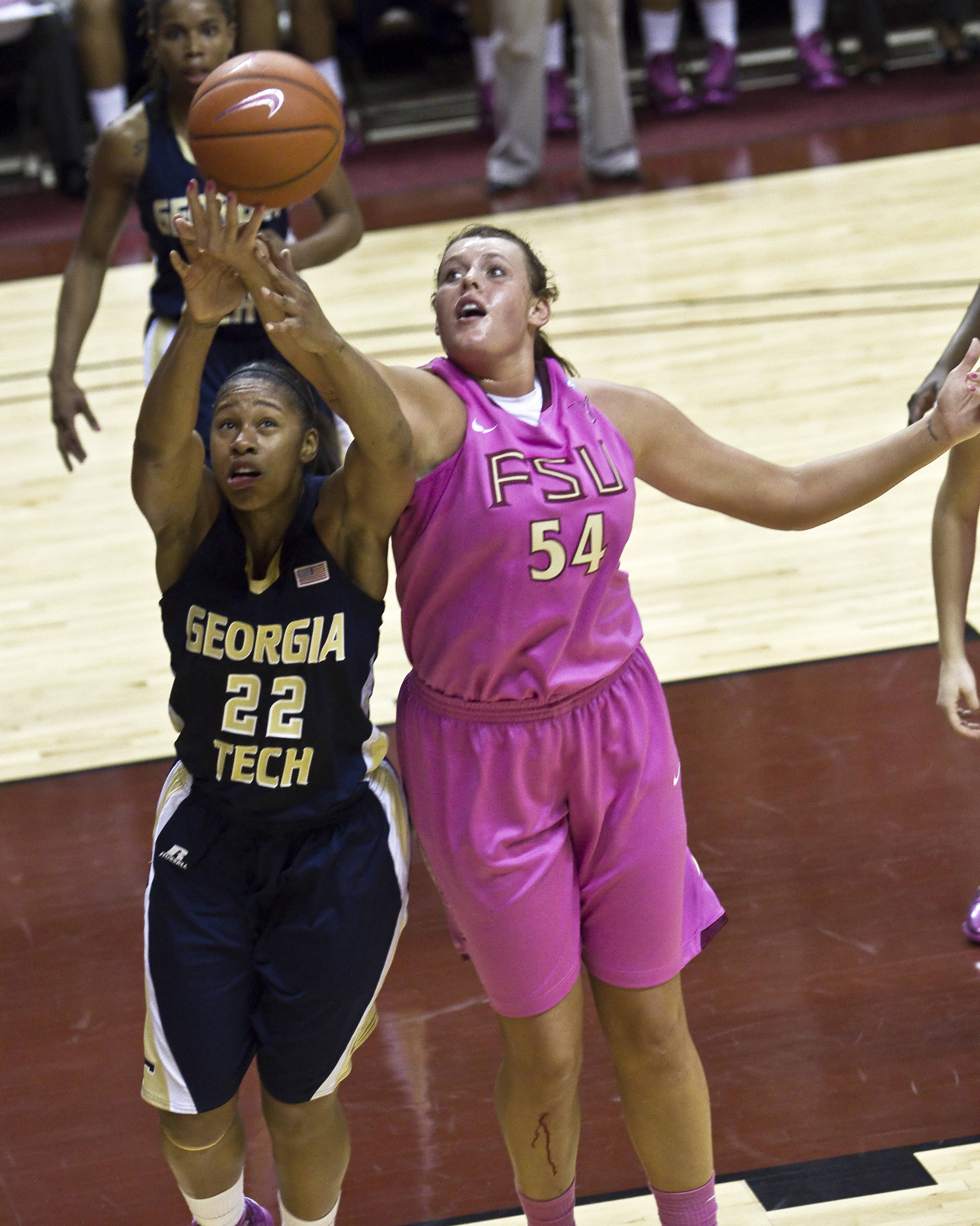 FSU vs Georgia Tech- 02//11/11 - Cierra Bravard (54)