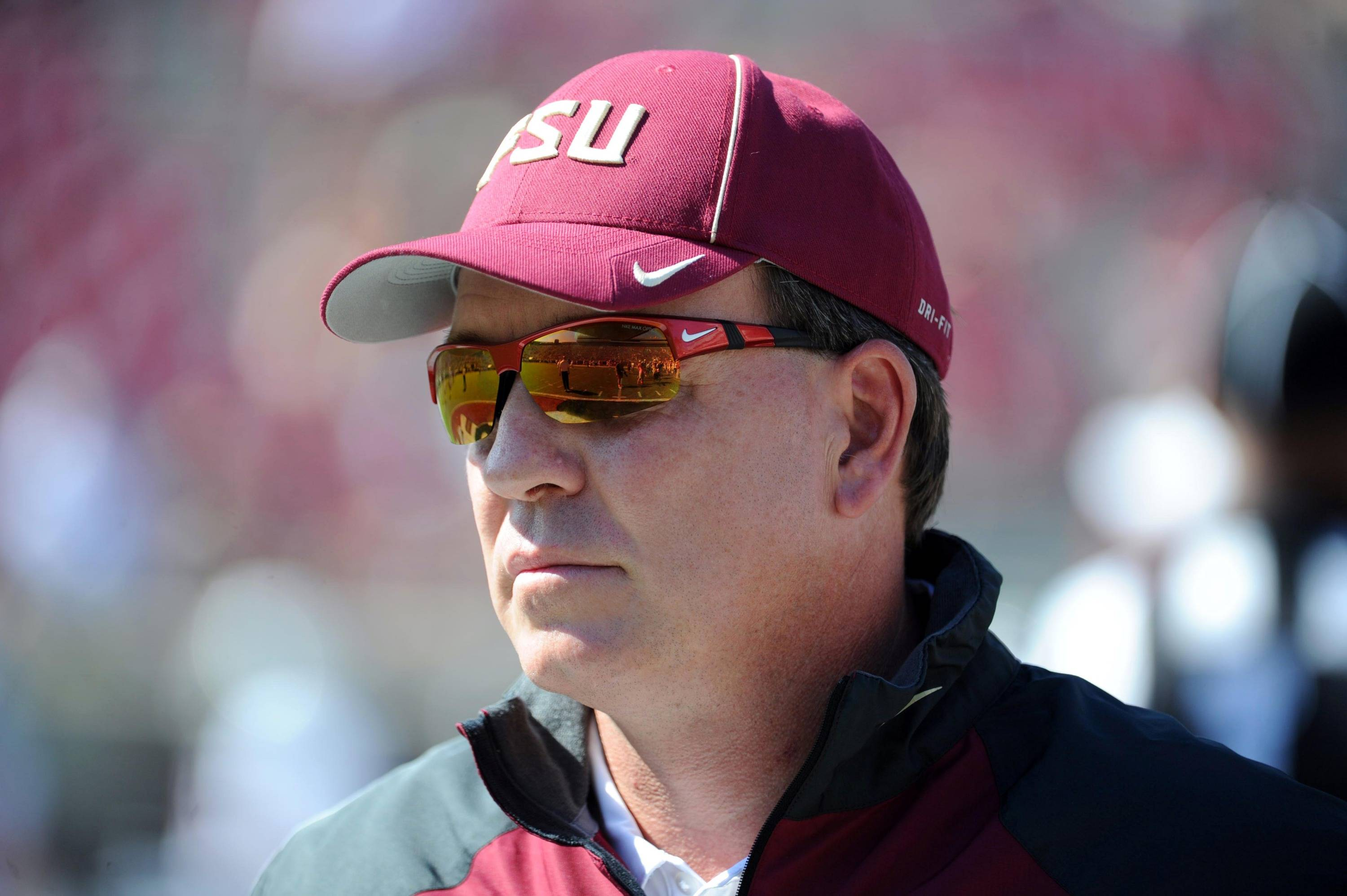 Head coach Jimbo Fisher. Mandatory Credit: Melina Vastola-USA TODAY Sports