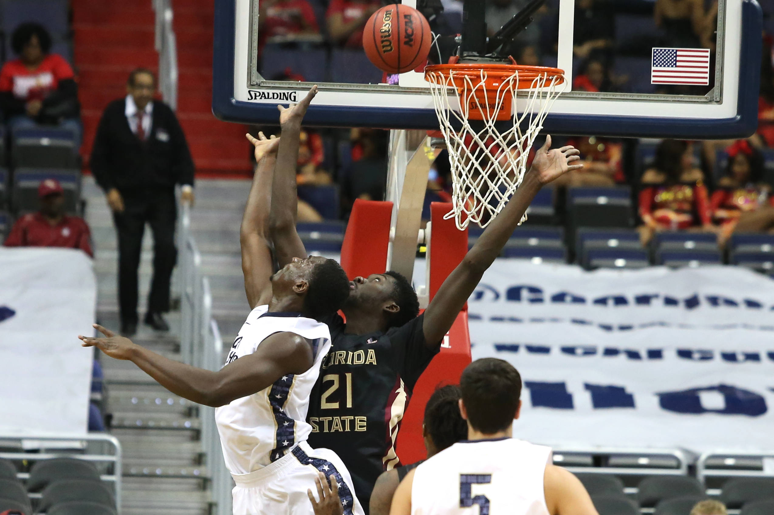 Men's Basketball vs. George Washington