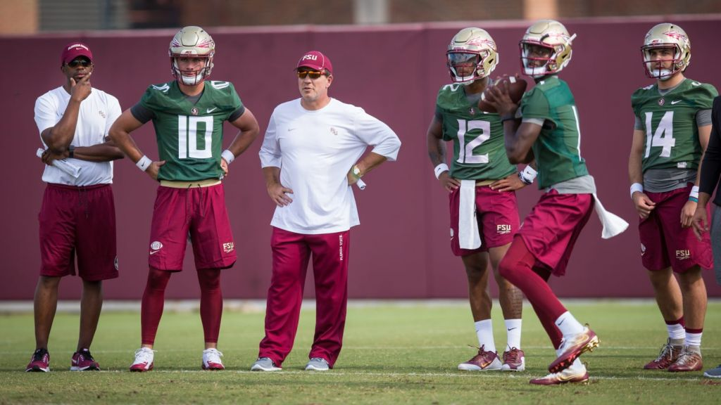 Football Roundup: Noles Making Most Of Extra Prep Time
