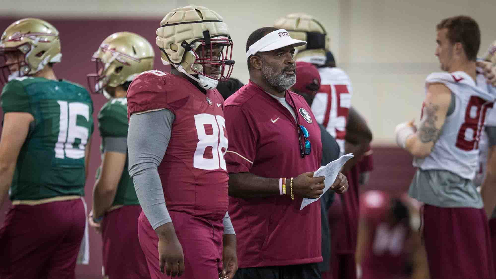 Photo Gallery: #NolesCamp Day 13