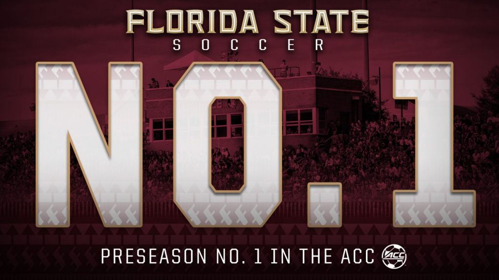 FSU Predicted to Win 2017 ACC Title; Place Four On All-ACC Team