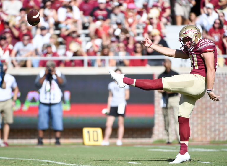 2017 Florida State Fall Camp Preview: Special Teams