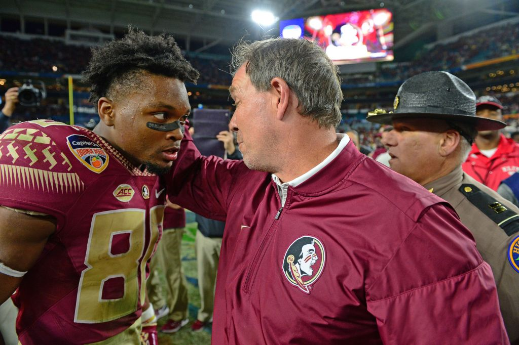 'Noonie' Ready For Limelight: 'That's What I Came To Florida State For'