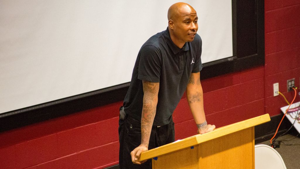 Quentin Richardson Delivers Message of Humility to 'REAL Men' at FSU