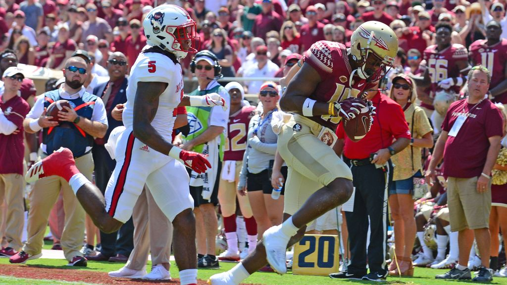 First and 10: Florida State vs. No. 13 Miami