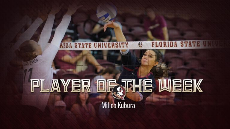 Milica Kubura Player of the Week