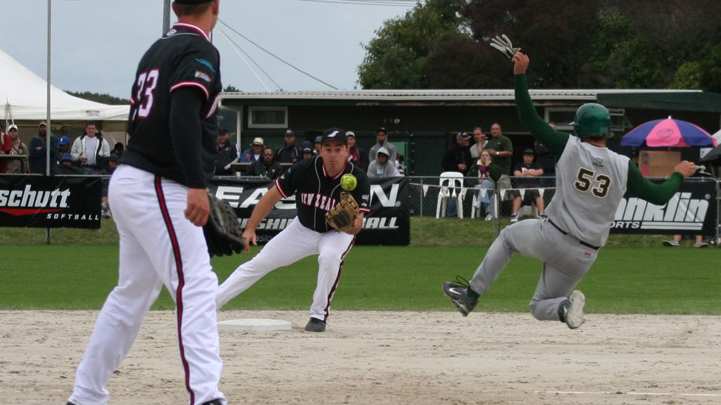 Travis Wilson Inducted Into Softball New Zealand Hall Of Fame