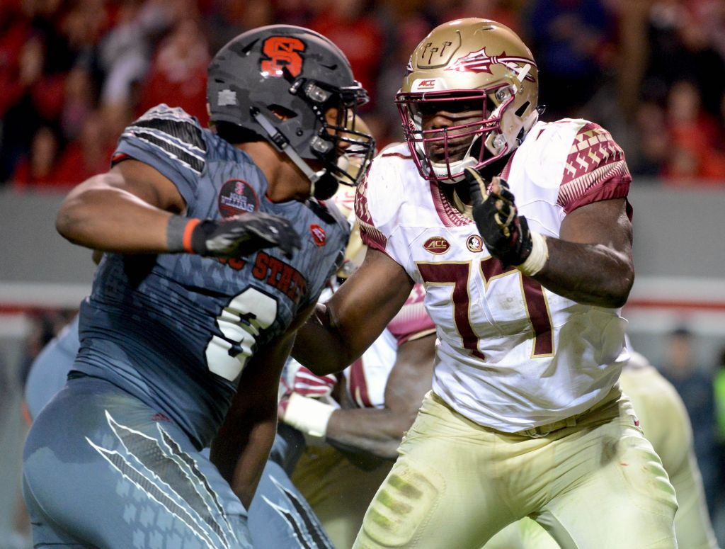 Noles Ready To Tangle With Stout NC State Front Seven