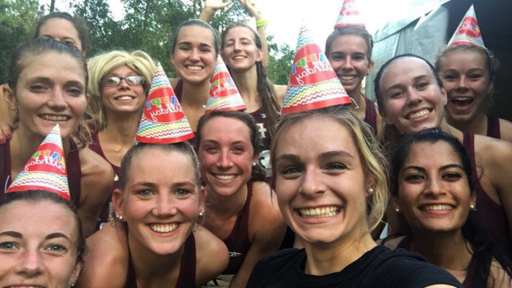 Lessons from our favorite Brit, party hats & another victory!