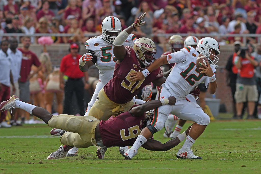 First and 10: Florida State vs. Louisville