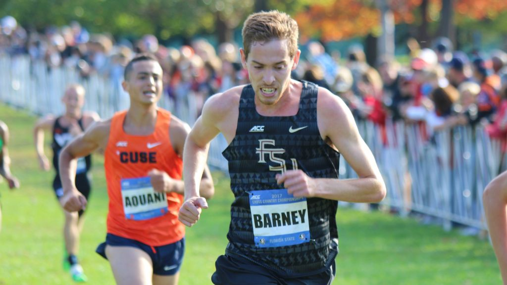 Mircheva, Barney-Led Men's Pack Shine At ACC Meet