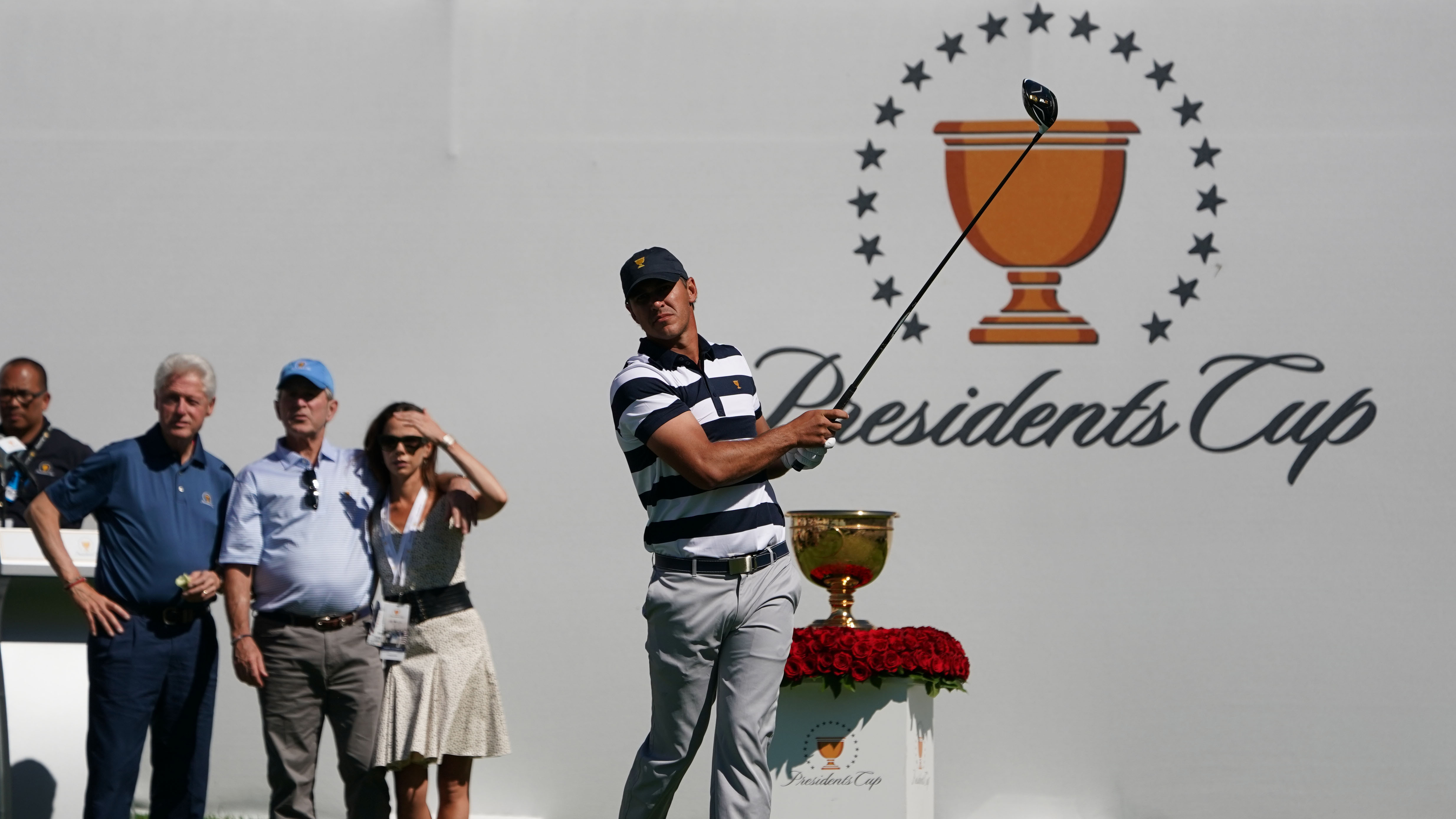 PHOTOS: Koepka and Berger Win Presidents Cup