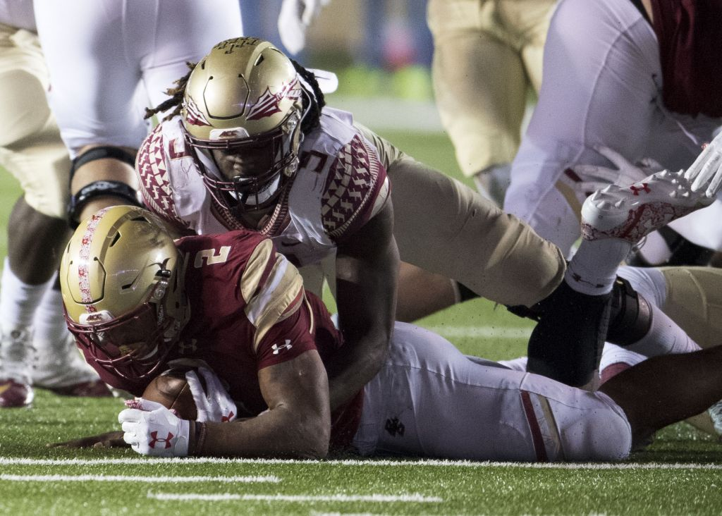 First and 10: Florida State vs. Syracuse