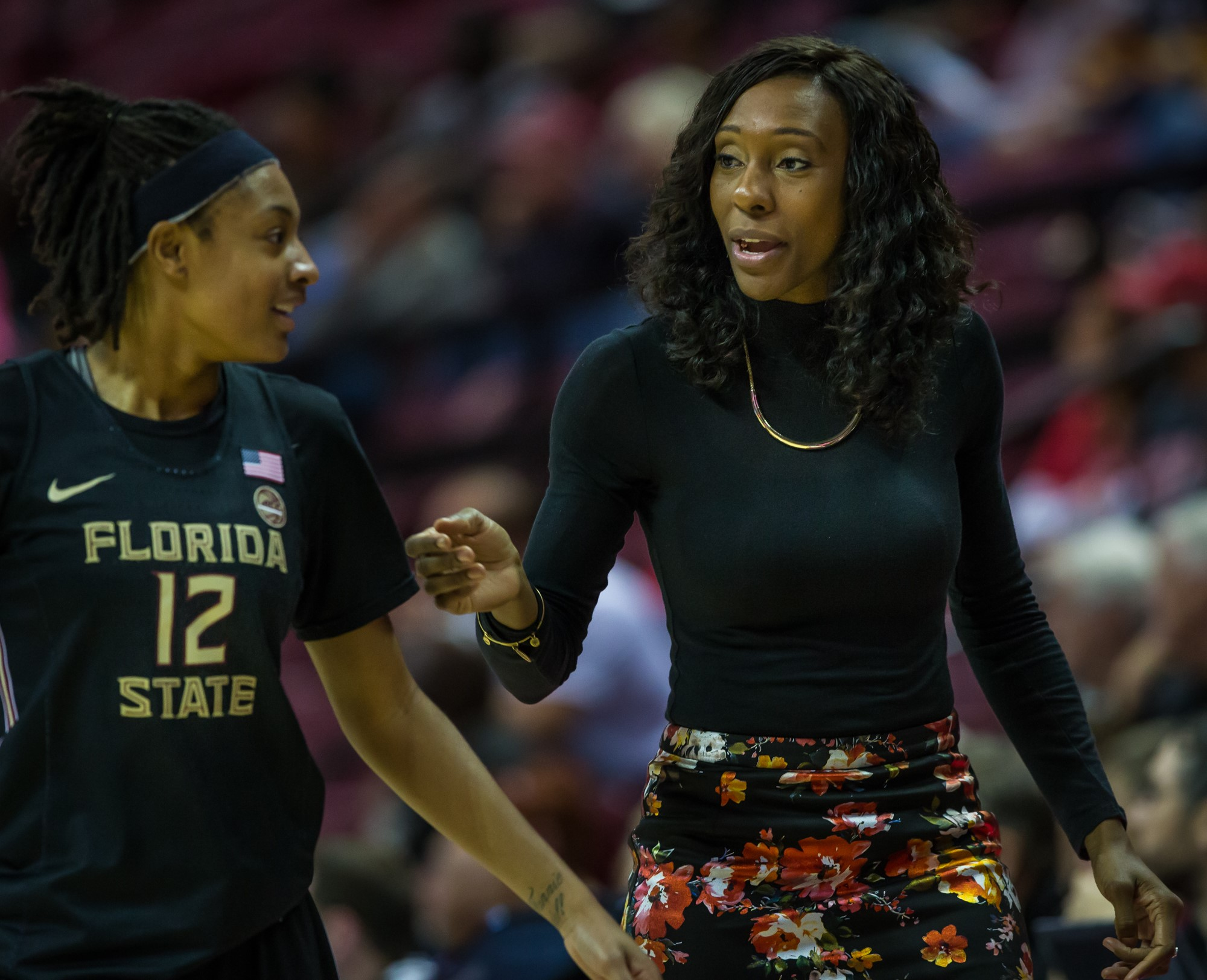PHOTOS: FSU 101, Sacred Heart 52