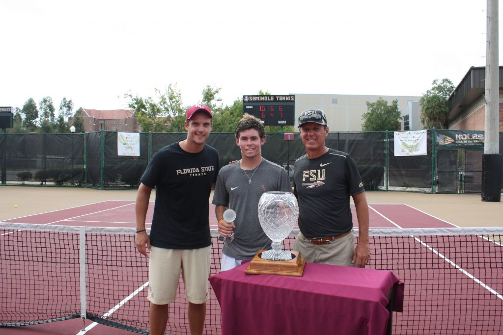Florida State Men's Tennis Fall Recap
