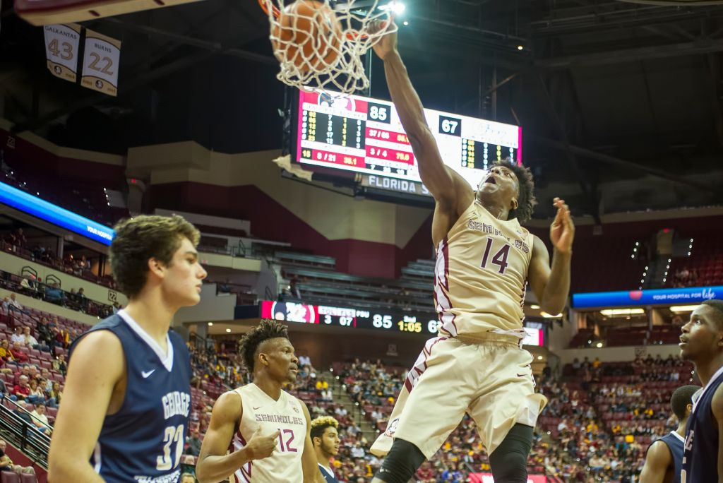 Basketball vs. George Washington Photo Gallery